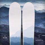 "The Masterblaster ""VISTA"" Mike Yoshida x J Collab Limited Edition Ski"