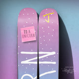 "The Whipit ""STEPHANIE STEPP"" Limited Edition Ski"