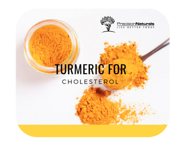 turmeric for cholesterol