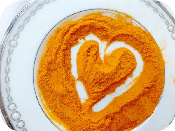 turmeric for heart