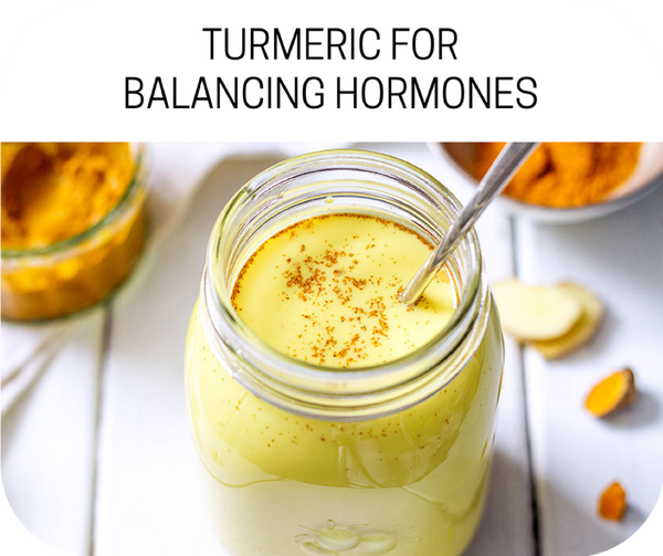 turmeric for hormones