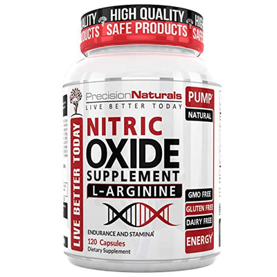 Nitric Oxide Supplement with L-Arginine