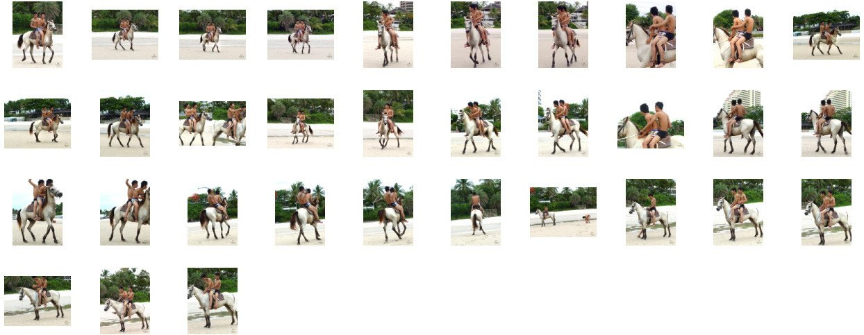 David and Thaksin in Shorts Riding Double with Saddle on Buckskin Horse, Part 1 - Riding.Vision