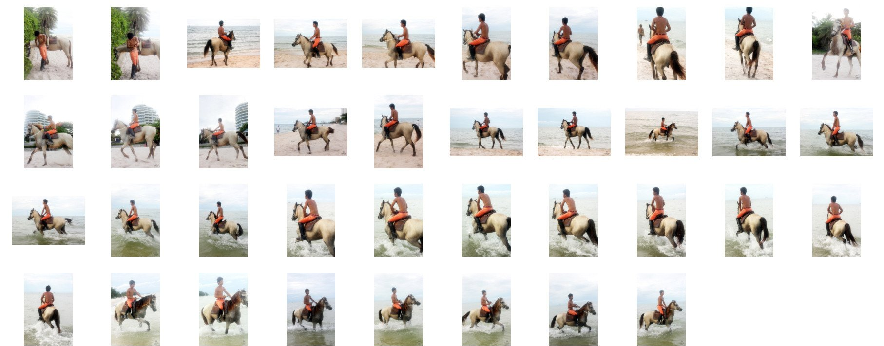 David Season 1 Riding with Saddle on Buckskin Horse, Part 1 - Riding.Vision