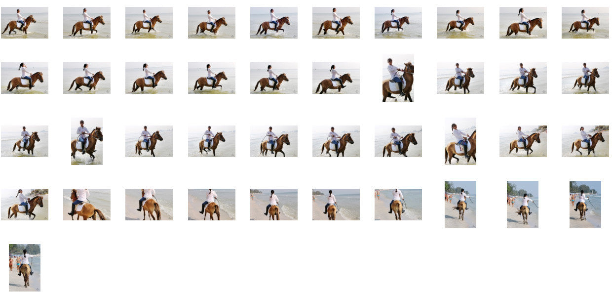 KaZaa in Ridingboots Riding with Saddle on Golden Pony, Part 21 - Riding.Vision