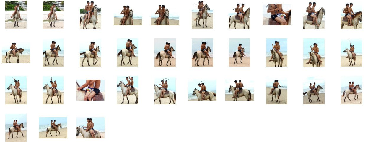 David and Thaksin in Shorts Riding Double with Saddle on Buckskin Horse, Part 2 - Riding.Vision
