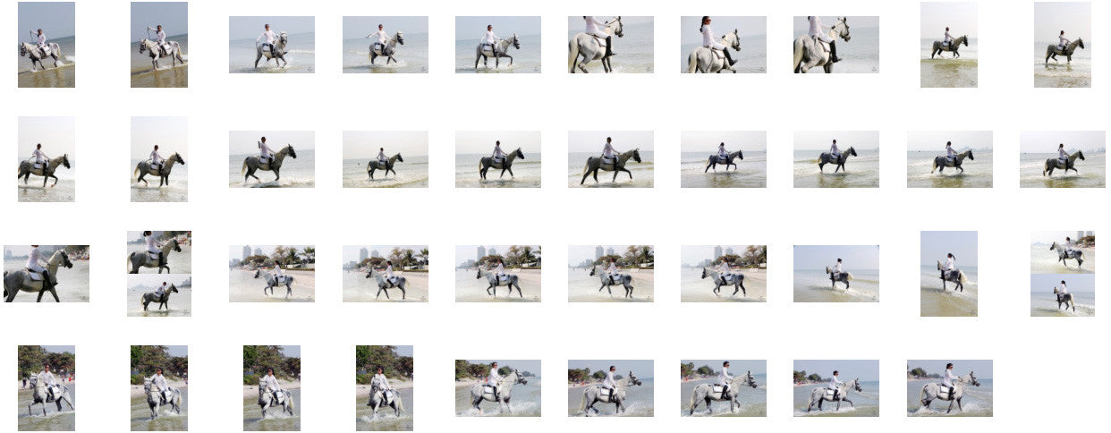 KaZaa in Ridingboots Riding with Saddle on White Arabian, Part 5 - Riding.Vision