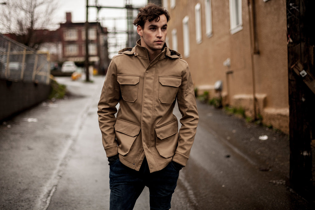 One Man Outerwear Stratus Jacket
