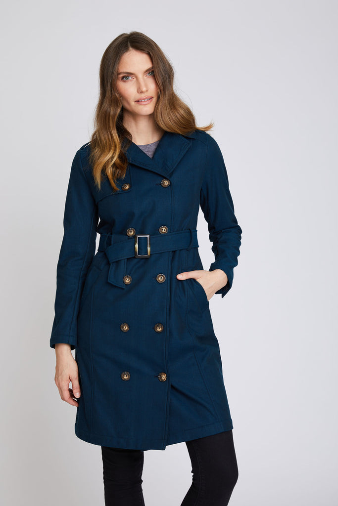 unique style wide selection of colors half off Harriet Rain Style Trench