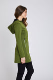 Houston Trending Rain Jacket - Micro Fleece Interior