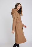 Jessica Waterproof Wool Coat