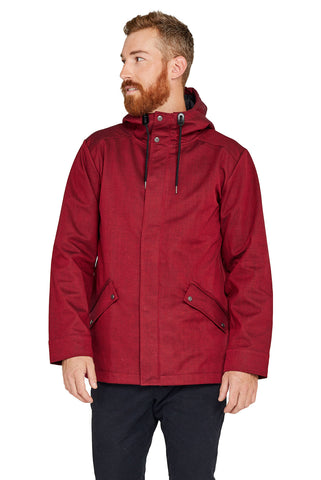 One Man Voyer Rain Jacket