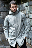 Taupe Modern Urban Waterproof Jacket