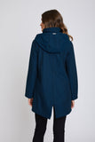 Stella Modern Rain Jacket - Micro Fleece Interior
