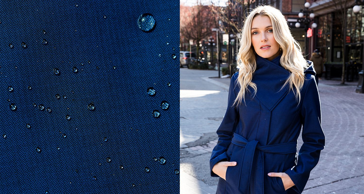 Weatherproof Wool Coats