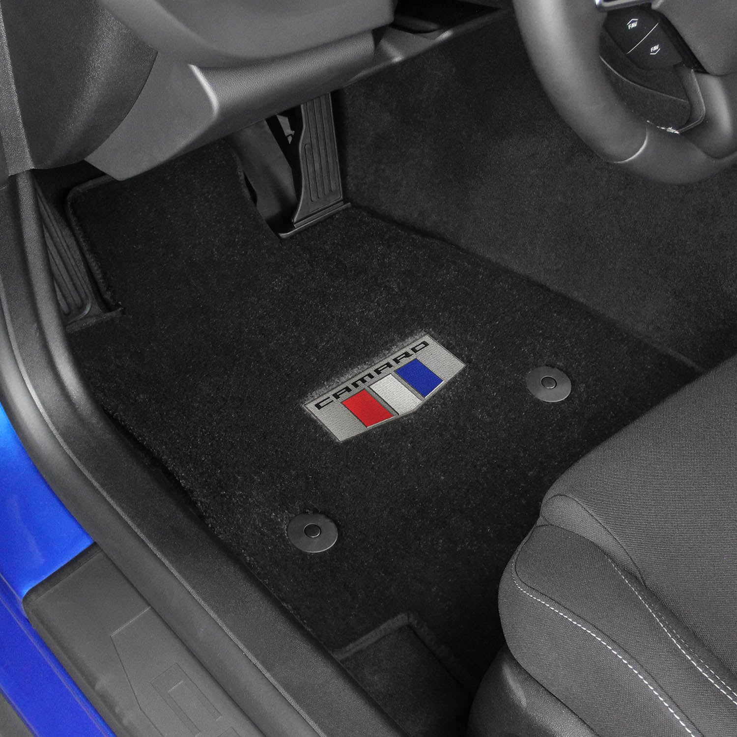 Lloyd Mats 2016+ Chevrolet Camaro Custom Floor and Trunk Mat Collection