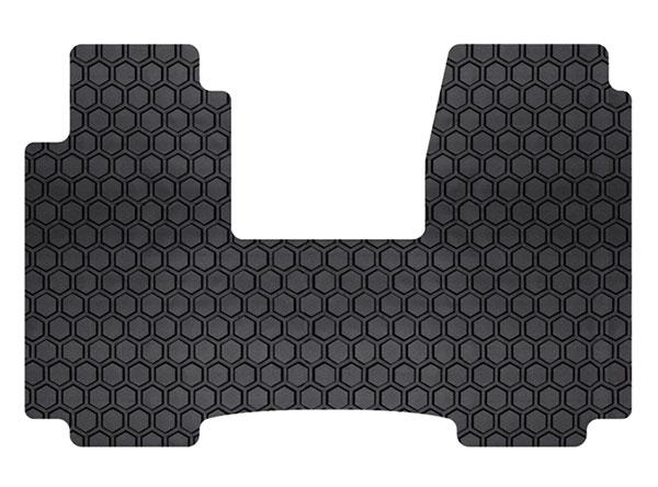 Intro-Tech Hexomat All Weather 1 Piece Front Floor Mat for 1996-2016 Chevrolet Express 1500 / 2500 / 3500 [Express] - CV-299 - (2016 2015 2014 2013 2012 2011 2010 2009 2008 2007 2006 2005 2004 2003 2002 2001 2000 1999 1998)
