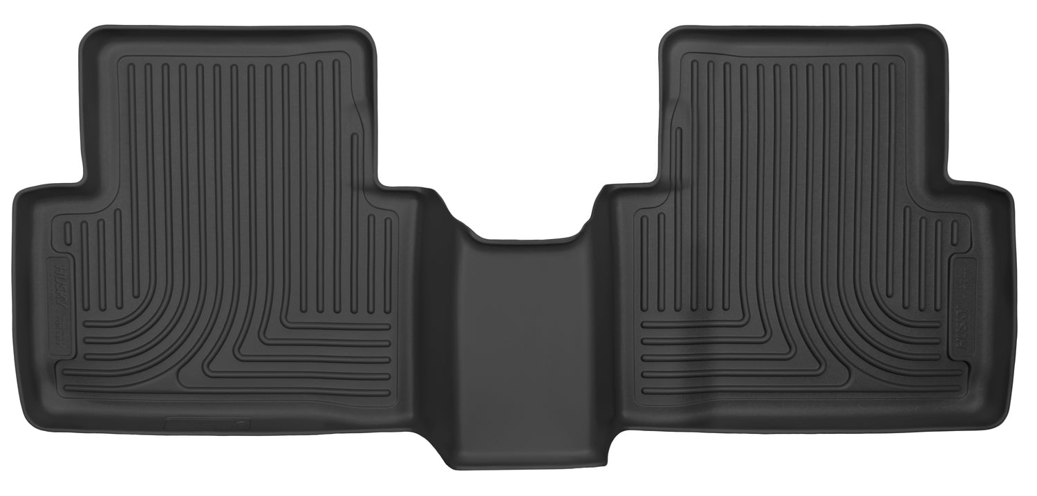 Husky Liners X-act Contour 2nd Seat Rear Floor Liner Mats for 2019-2019 Honda Insight - 52471 [2019]