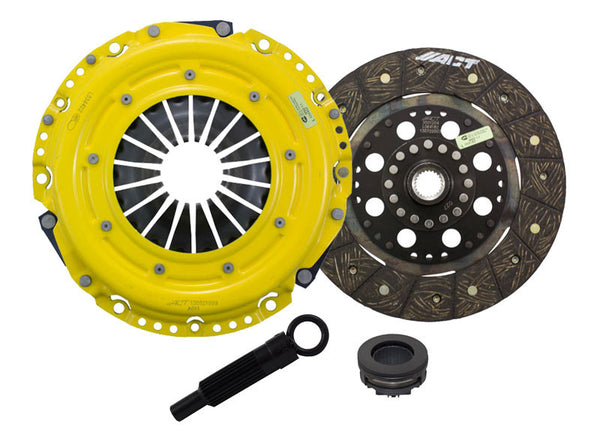 ACT Clutch Kit HD/Perf Street Rigid for 2005-2008 Audi S4 BASE, AVANT, CABRIOLET V8 4.2 - AA2-HDSD - (2008 2007 2006 2005)