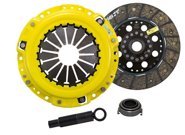 ACT Clutch Kit HD/Perf Street Rigid for 1992-1996 Honda PRELUDE S L4 2.2 [SOHC;] - HA3-HDSD - (1996 1995 1994 1993 1992)