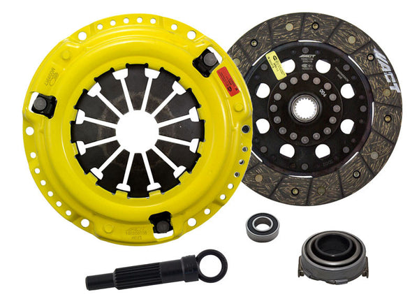 ACT Clutch Kit HD/Perf Street Rigid for 1992-1995 Honda CIVIC CX, DX, LX, SI, VX, EX L4 1.5, 1.6 [SOHC;] - HC5-HDSD - (1995 1994 1993 1992)