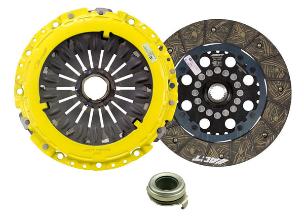 ACT Clutch Kit HD/Perf Street Rigid for 2001-2004 Hyundai SANTA FE GL, LX, GLS V6 2.7 [DOHC;] - HY2-HDSD - (2004 2003 2002 2001)