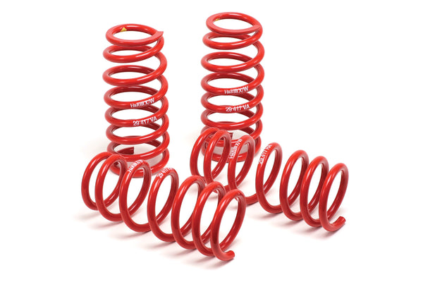 H&R Race Springs for 1993-1996 Volkswagen Golf 8V - 54715-88 - 1996 1995 1994 1993