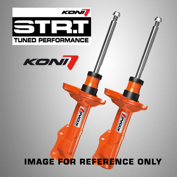 Koni STR-T- Street 1987-1993 Ford Mustang excl. Cobra R - Front Strut - 8750 1024 - (1993 1992 1991 1990 1989 1988 1987)