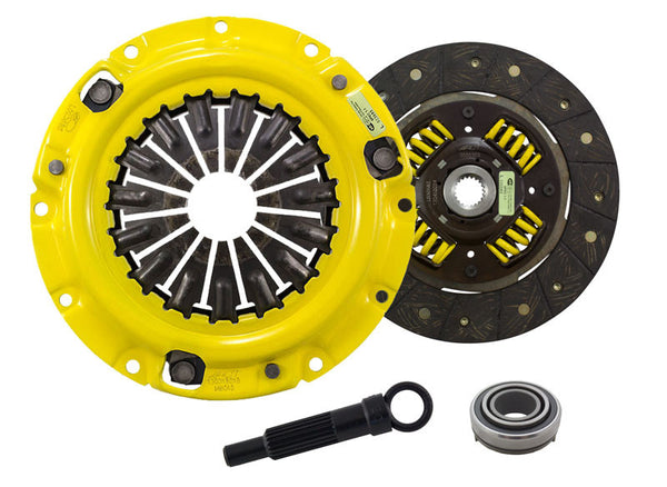 ACT Clutch Kit HD/Perf Street Sprung for 1991-1993 Dodge STEALTH ES, BASE, R/T V6 3.0 [DOHC;] - MB1-HDSS - (1993 1992 1991)