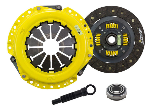 ACT Clutch Kit HD/Perf Street Sprung for 1989-1990 Dodge COLT GT L4 1.6 - MB3-HDSS - (1990 1989)