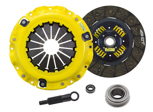 ACT Clutch Kit HD/Perf Street Sprung for 1987-1989 Chrysler CONQUEST TSI L4 2.6T [SOHC;] - MS1-HDSS - (1989 1988 1987)