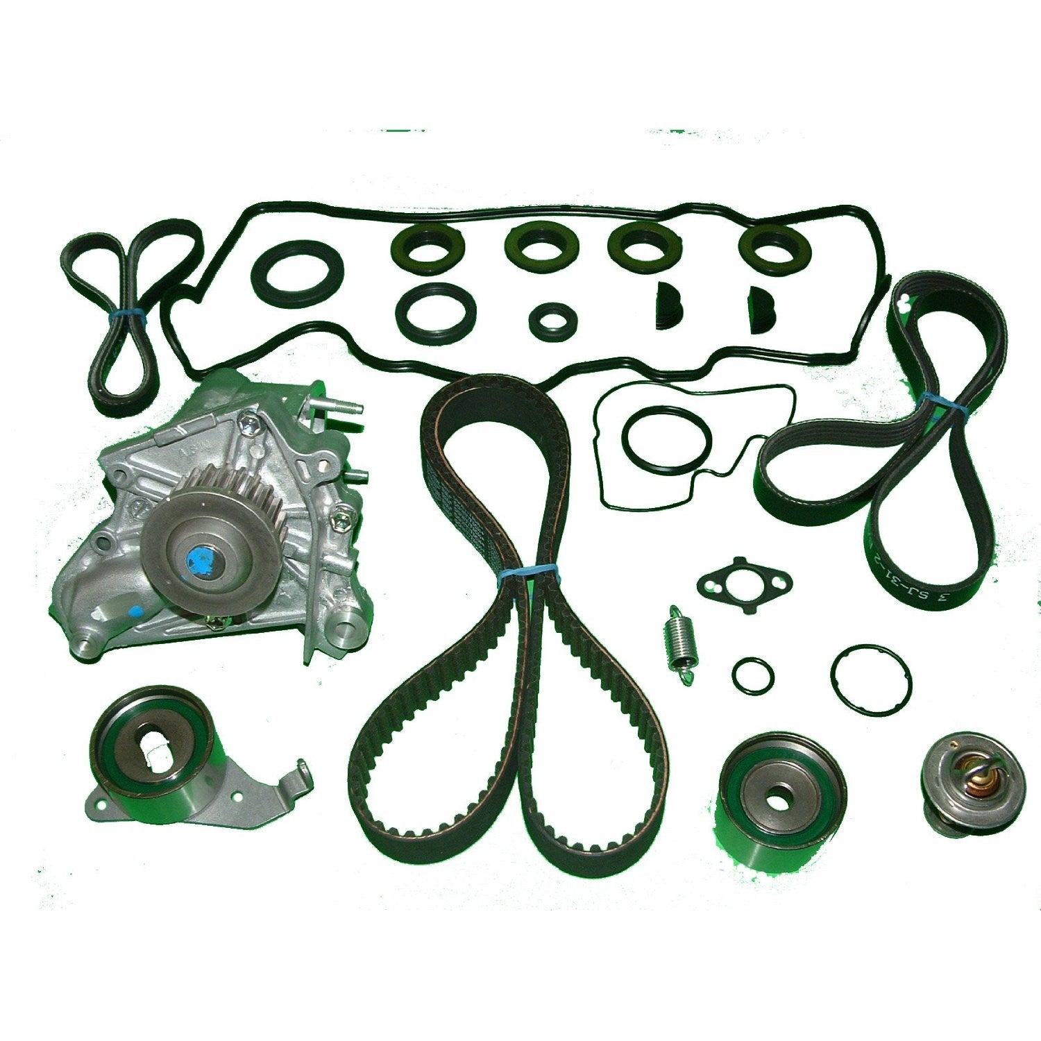 Timing Belt Kit Toyota Camry 4 Cyl Only 1992 1993 1994 1995 1996 4runner 1997 1998 1999 2000 2001