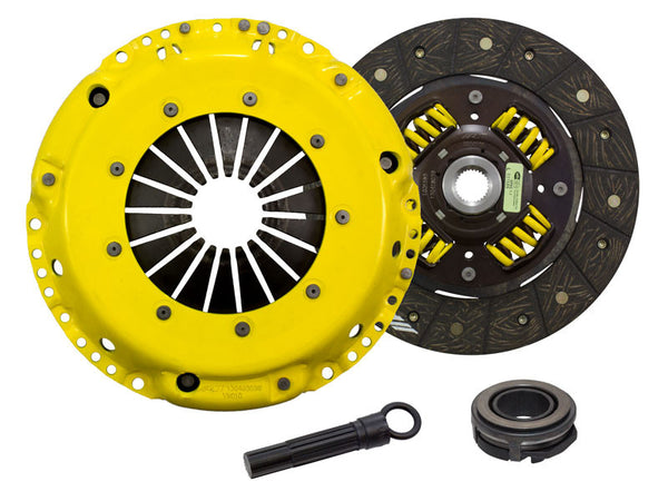 ACT Clutch Kit HD/Perf Street Sprung for 2000-2006 Audi TT BASE L4 1.8T [DOHC;] - VR1-HDSS - (2006 2005 2004 2003 2002 2001 2000)