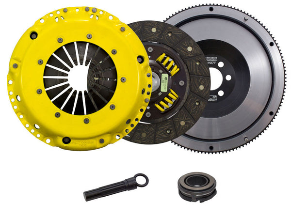 ACT Clutch Kit HD/Perf Street Sprung for 2000-2006 Audi TT BASE L4 1.8T [DOHC;] - VR2-HDSS - (2006 2005 2004 2003 2002 2001 2000)