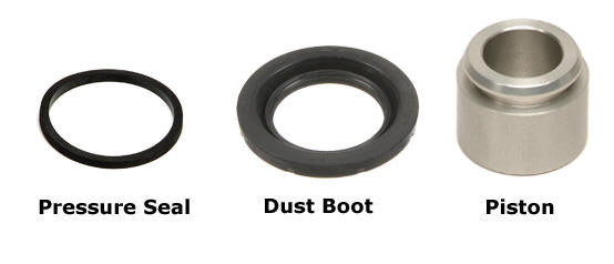 StopTech ST-41 Dust Boot for 38mm Piston - 750.99004
