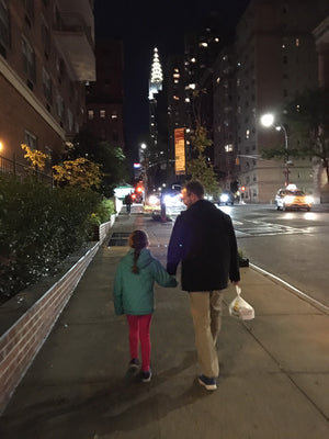 Time with the Big Kid: A Weekend in NYC