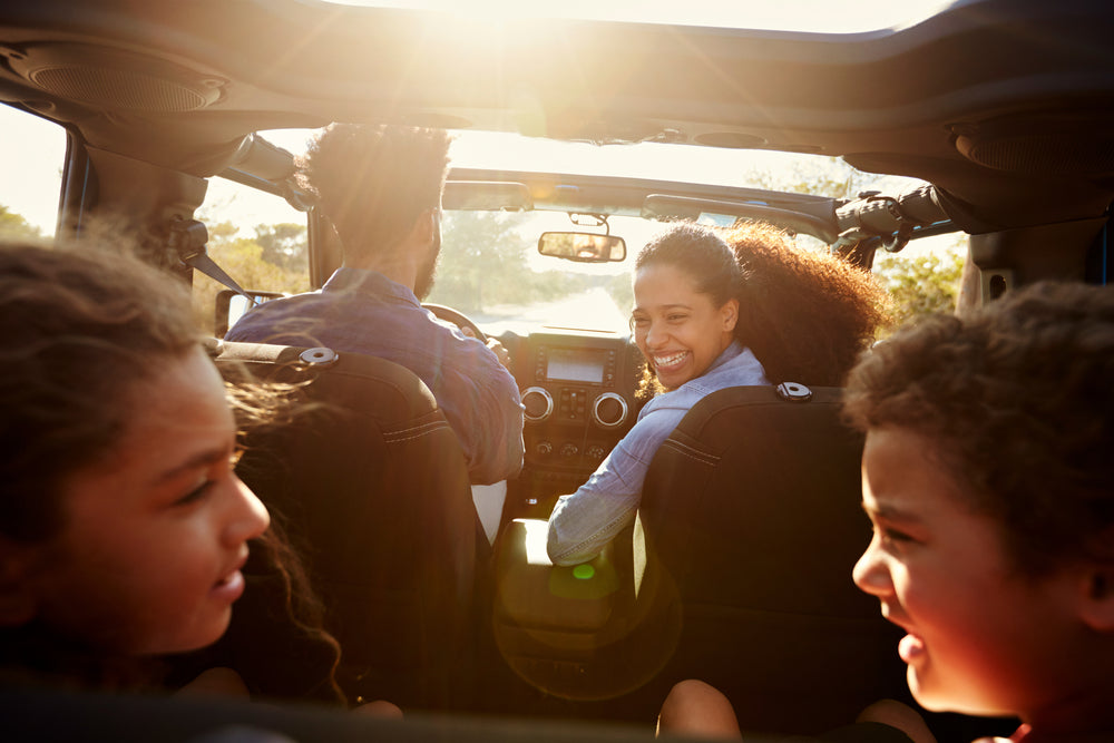 Family Road Trips:  A Little Blood Shouldn't Derail Your Good Time