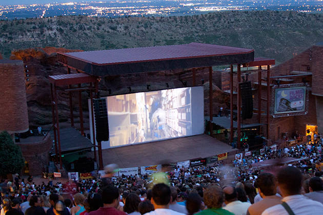 The Perfect Summer Date Idea - It's Time for Film On The Rocks!