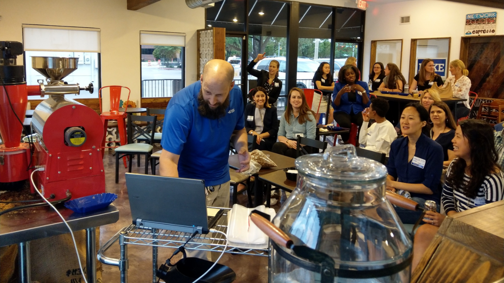 Register for Coffee Roasting 101 Workshop