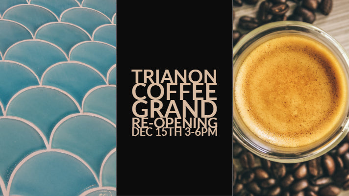 GRAND Re-opening Celebration Dec 15th