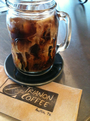 Trianon Iced Coffee