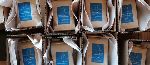 Customized Coffee Gifts Available for Clients, Customers, or Friends