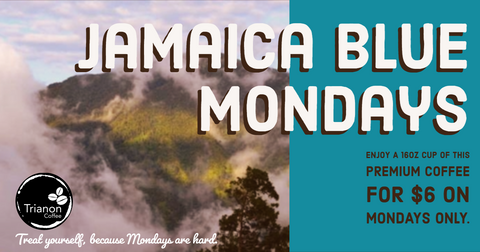 Jamaica Blue Mondays Every Week at Trianon in West Lake Hills