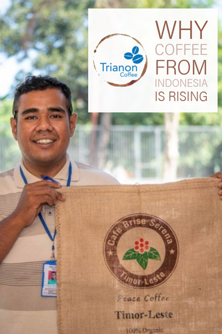 Why Coffee From Indonesia is a Rising Star blog post