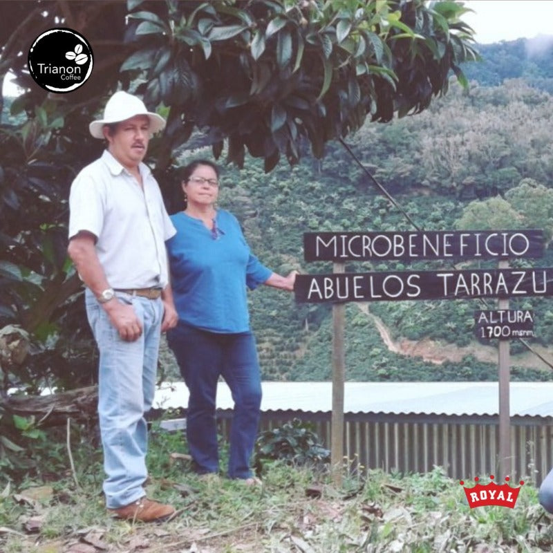 Costa Rica Full Natural Coffee to Your Door. From the Monge Familia in Tarrazu, Costa Rica.