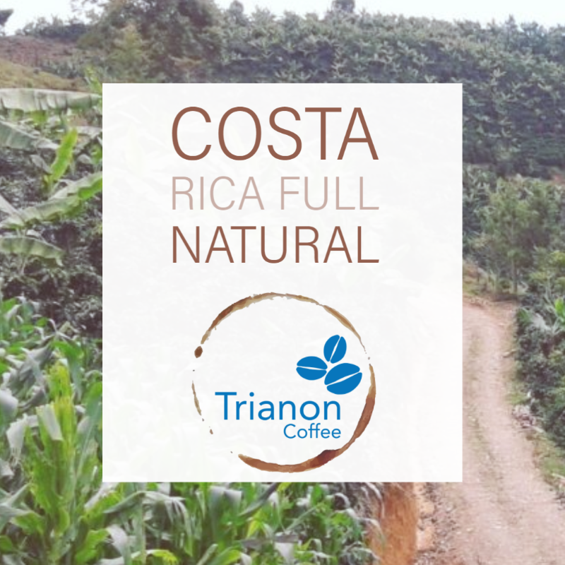 Costa Rica Full Natural Coffee Home Delivery