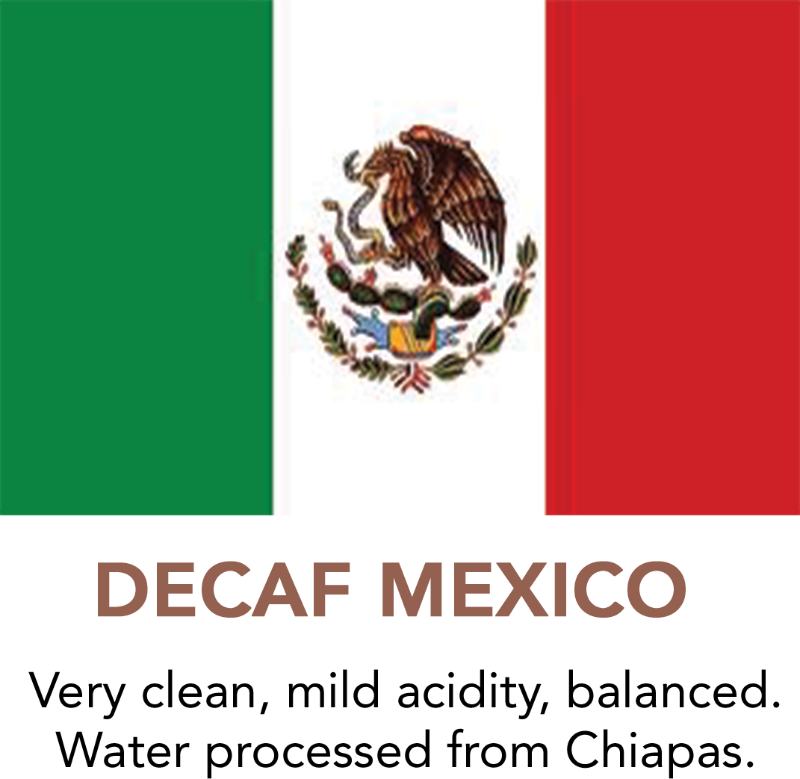 Decaf Mexico Organic