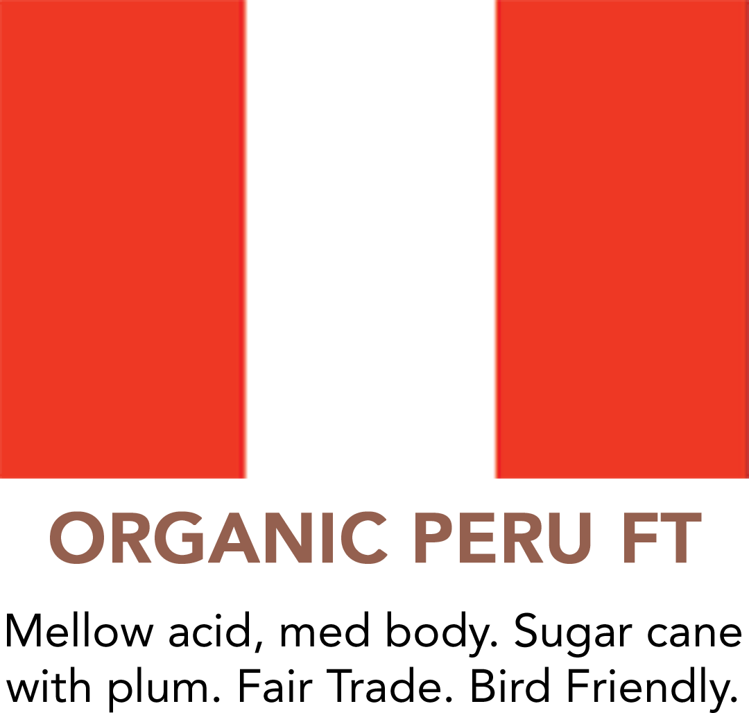 Peru Organic Coffee Delivery. Premium organic coffee delivered to your door. Fresh-roasted organic, decaf, and premium coffee. Fast shipping.