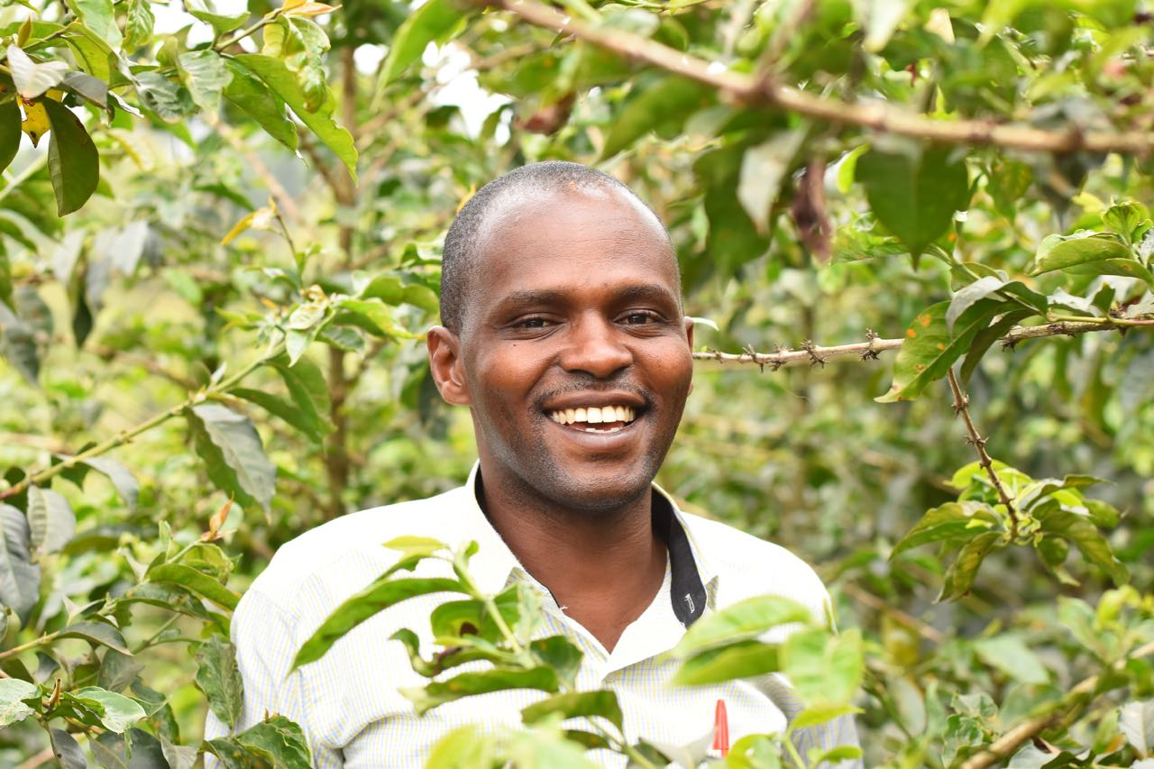 Kenya Kanake coffee production image courtesy of Crop to Cup