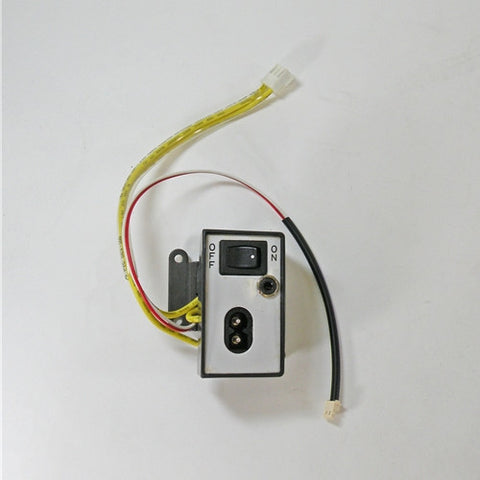 On / Off Switch and Receptacle Plug Terminal Box for White Models 2999, 1740 and 1750